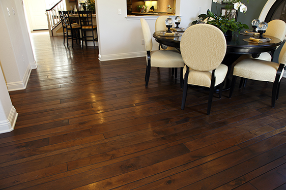 replace your hardwood floor